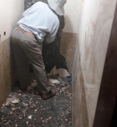 chống thấm nhà vệ sinh