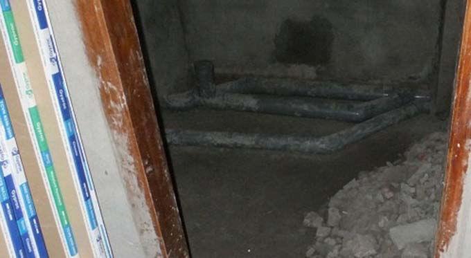 Chống thấm sàn âm nhà vệ sinh