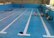 chống thấm bể bơi