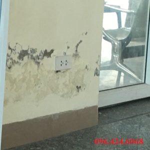 chống thấm dột nhà cũ