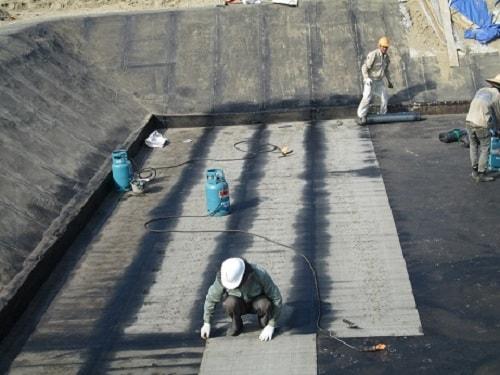 chống thấm công trình thủy lợi