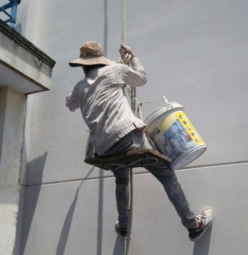 sơn chống thấm tường
