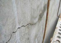 chống thấm khe nứt tường bị nước rỉ