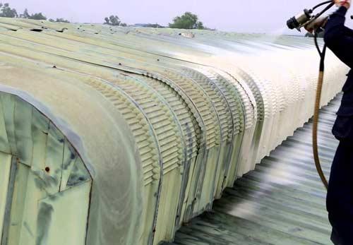 chống thấm dột mái tôn nhà xưởng