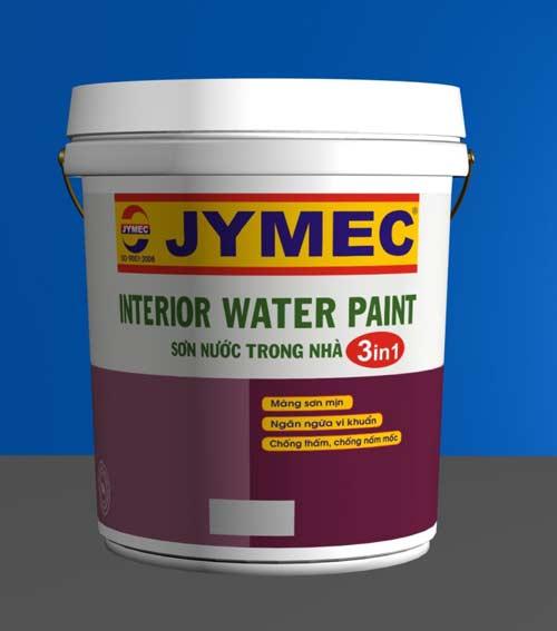 sơn nội thất có khả năng chống thấm