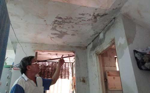 chống thấm nhà chung cư