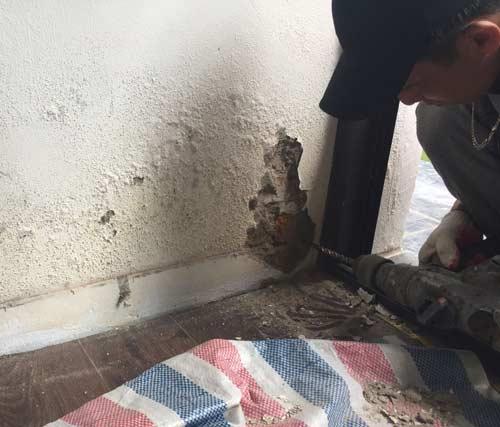 sửa chữa chống thấm dột