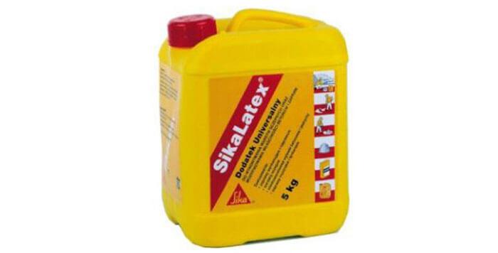 Cách sử dụng Sika Latex chống thấm sân thượng