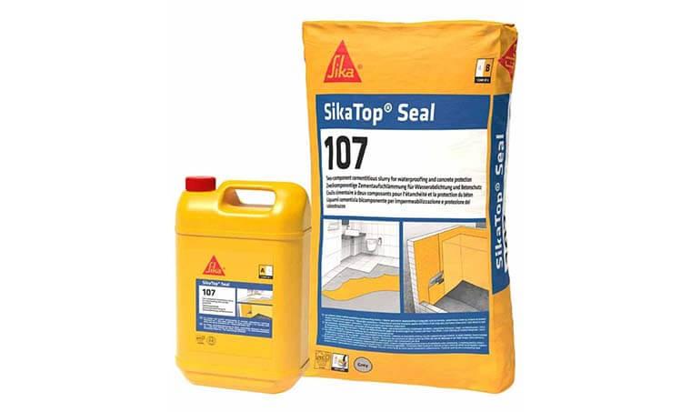 keo chống thấm nhà vệ sinh Sikatop Seal 107