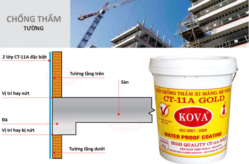 Chống thấm CT11A