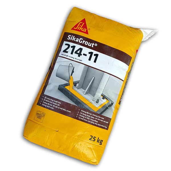 Sika Grout 214 -11 25kg