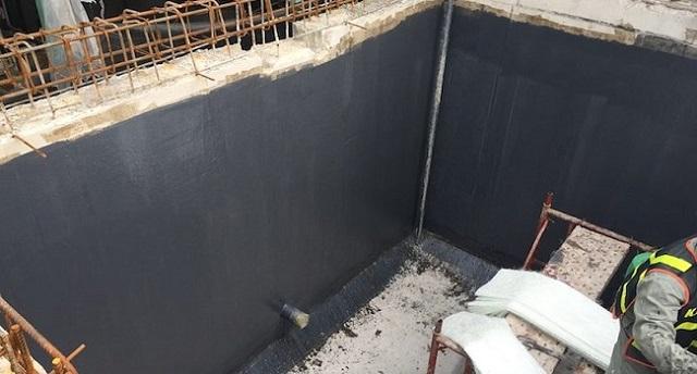 Hình ảnh chống thấm bể nước