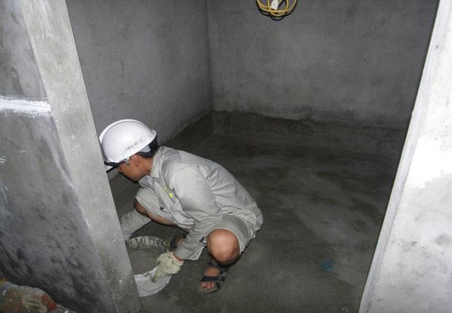 Hướng dẫn thi công sika chống thấm cho mọi công trình