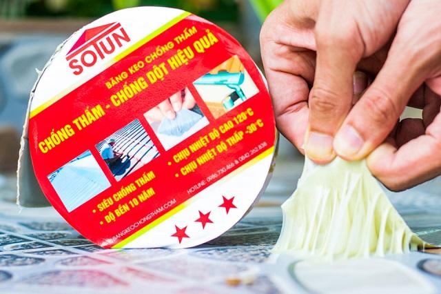 Băng keo chống thấm Sotun