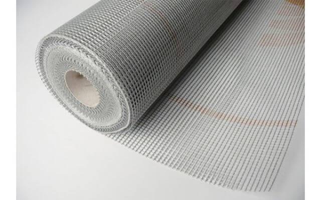 Lưới chống thấm thủy tinh