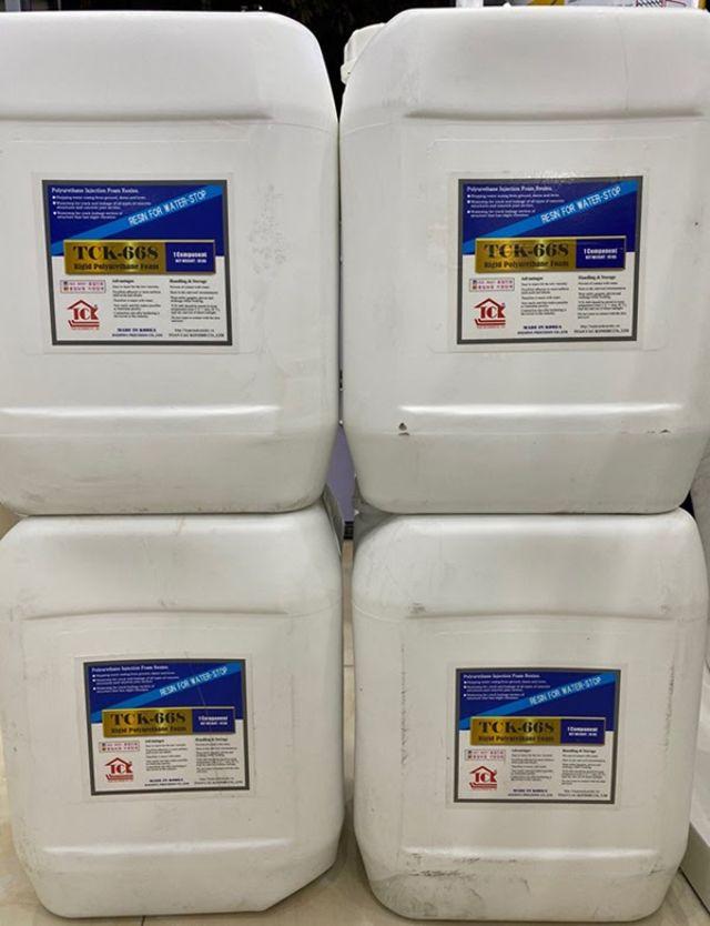 Keo pu trương nở TC 668 - keo chống thấm Polyurethane Foam