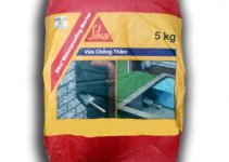Vữa xi măng chống thấm Sika Waterproofing Mortar