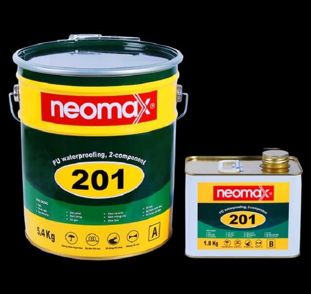 Sản phẩm chống thấm Neomax 201