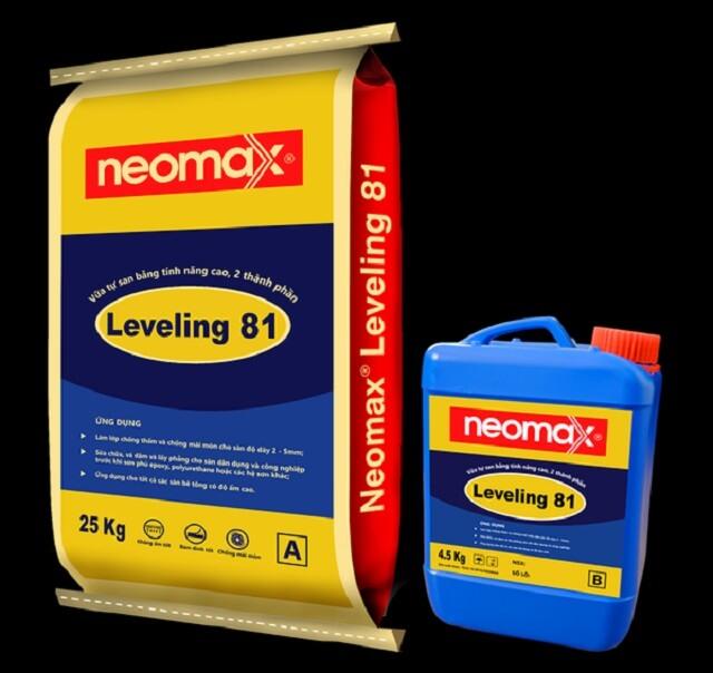 Sản phẩm Neomax® Leveling 81