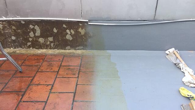 Lợi ích của gạch lát sân thượng chống thấm
